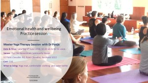 Emotional Health and Well-being Practice Session