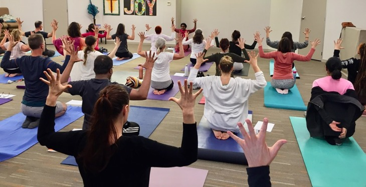 Yoga workshop Spring Cleanse